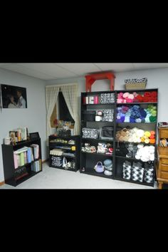 Thirty-One Craft Room