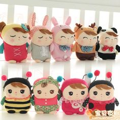 These are adorable - Cartoon Metoo Baby Plush Toys Wallet Insect Animal Plush Backpacks & Accessories | Buy Wholesale On Line Direct from China