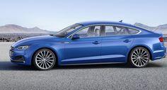 Paris preview: 2017 #Audi #A5, #S5 #Sportback