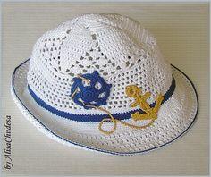 tanti modelli di cappellini per bimbo