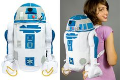 Mouahahh   R2-D2 backpack