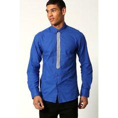 Check Detail Shirt. Sale $16.00