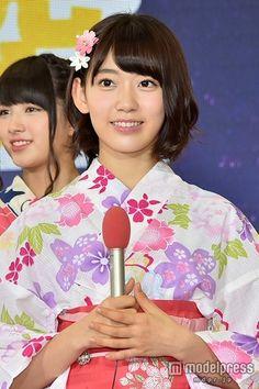 (画像8/35)AKB48、フジ「お台場夢大陸」イメージキャラクター就任 浴衣姿で魅せる