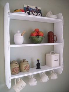 187 best shelves images on pinterest home ideas coffee bar rh pinterest com kitchen shelves with cup hooks kitchen shelves with hooks uk