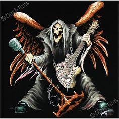 666 Grim Reaper | 666 Grim Reaper Heavy Metal | Details about GRIM REAPER GUITAR ...