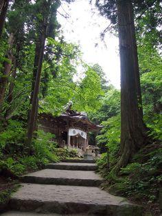 Towada shrine, Aomori