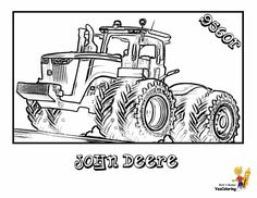 John Deere Coloring Pages . 30 Lovely John Deere Coloring Pages . Printable John Deere Coloring Pages for Kids Leaf Coloring Page, Star Coloring Pages, Alphabet Coloring Pages, Animal Coloring Pages, Free Printable Coloring Pages, Coloring Pages For Kids, Coloring Books, Kids Coloring, Free Coloring