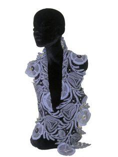 """Сколок шарфа """"Маки"""", ₽ 500,00"""