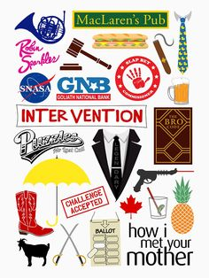 Camiseta Cómo me encontré con tu madre de KH-Designs - How I Met Your Mother, Goal Quotes, New Quotes, Ted Mosby, Yellow Umbrella, Himym, I Meet You, Film Serie, Iphone Wallpaper