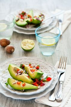 avocado salad. #foodies