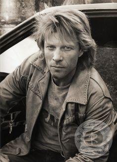 Jon Bon Jovi by Sam Erickson www.RockPaperPhoto.com