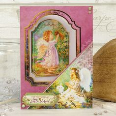 Hunkydory Crafts, Hunky Dory, Angel Cards, A Blessing, Card Ideas, Angels, Blessed, Wings, Crafting