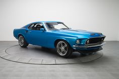 1969 Ford Mustang Pro Touring Powered By Coyote Aluminator
