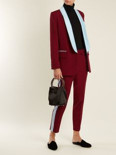 The One Thing Cool Girls Will Be Wearing to Every Holiday Party via @WhoWhatWear