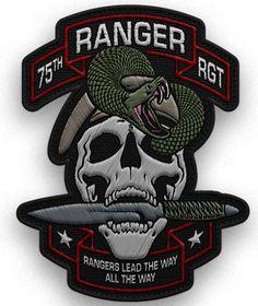 U.S.ARMY Ranger TH 75