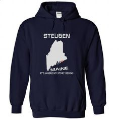 Steuben - ME08011012 - #shirts for tv fanatics #basic tee. SIMILAR ITEMS => https://www.sunfrog.com/LifeStyle/Steuben--ME08011012-3399-NavyBlue-31003274-Hoodie.html?68278