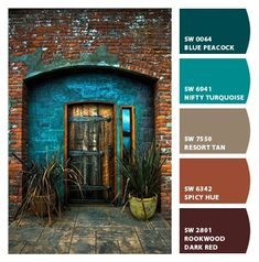 Paint colors from Chip It! by Sherwin-Williams http://www.pinterest.com/vintagedaydream/my-chip-it-creations/