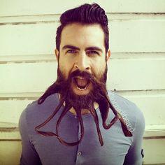 Mr. Incredibeard promuje modę na brodę ? | BeautyAdvisor