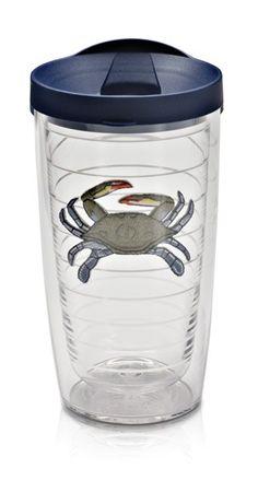 Crab Tervis Tumbler