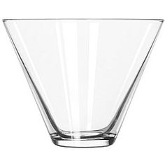 Libbey Stemless 13.5-oz Martini Glasses (Pack of 12) | Overstock.com
