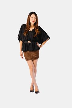 Online Women's Fashion - Kiku Boutique - Puffy Sleeve Kimono Blouse AUD$39 Kimono Blouse, Womens Fashion Online, Aud, Product Launch, Women's Fashion, Boutique, Sleeves, Collection, Tops