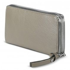 Brieftasche WALETTA in Mudsilver Nylons, George Gina Lucy, Shops, Bags, Accessories, Fashion, Fashion Styles, Pocket Wallet, Handbags