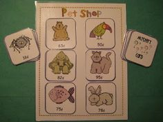 pet shop money game