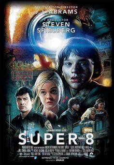 SUPER 8 (DVD). Dirección: J.J. Abrams