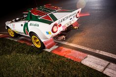 itracing:  Lancia Stratos Image by bennorz