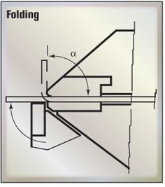 Articles - Press-Brake Bending--Methods and Challenges Folding Machine, Press Brake, Sheet Metal, Metalworking, Long Legs, Cnc, Beams, Projects To Try, Articles