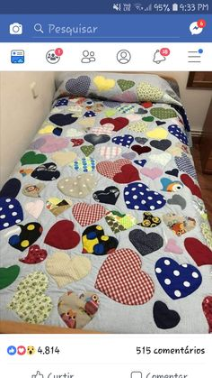 Pillows and throws - Patchwork Rag Quilt, Patch Quilt, Applique Quilts, Lace Applique, Quilting Projects, Quilting Designs, Sewing Projects, Butterfly Quilt, Baby Quilts