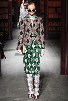 Moncler Gamme Bleu | Fall 2014 Menswear Collection | Style.com