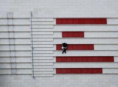 DONG, Copenhagen. By Schmidt Hammer Lassen Architects. Image: Adam Mørk. #allgoodthings #danish #architecture spotted by @missdesignsays