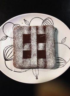 precious chocopie! Chocolate Pies, Plates, Mugs, My Favorite Things, Tableware, Cake, Sweet, Desserts, Christmas
