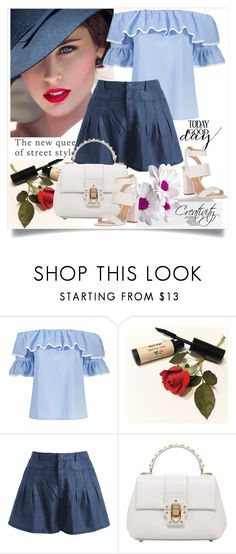 """Street style"" by creativity30 ❤ liked on Polyvore featuring Dolce&Gabbana"