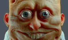Artist's Renderings Of SpongeBob Characters As Humans Will Haunt You #Weird #WeirdNews
