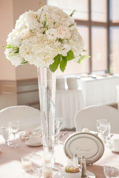 #centerpiece  Photography: White Album Weddings - whitealbumweddings.com  Read More: http://www.stylemepretty.com/canada-weddings/2013/11/20/vancouver-wedding-from-white-album-weddings/