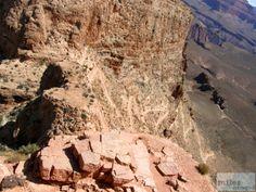 finale Abstieg - Check more at http://www.miles-around.de/nordamerika/usa/arizona/grand-canyon-wanderung-auf-dem-kaibab-trail/,  #Arizona #GrandCanyon #Nationalpark #Natur #Reisebericht #USA #Wandern
