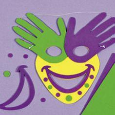 Marco GRAS hand print mask