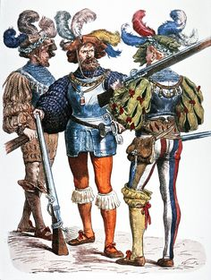 PERSONS OF THE DRAMA:Francisco, Barnardo and Marcellus, Danish soldiers