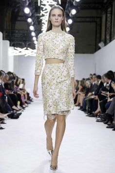 Giambattista Valli Spring Summer Ready To Wear 2013 Paris
