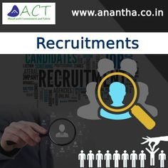 Anantha Cyber Tech offers recruitment services and sourcing the world's finest professional for your business @ http://www.anantha.co.in/recruitment-services