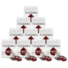 Tassimo Discs - Page 2 of 12 - Gourmet Coffee Cafe Coffee Cafe, Holiday Decor, Home Decor, Gourmet, Kaffee, Decoration Home, Room Decor, Coffeehouse, Interior Design