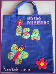 Bolsa de Merienda | Aprender manualidades es facilisimo.com