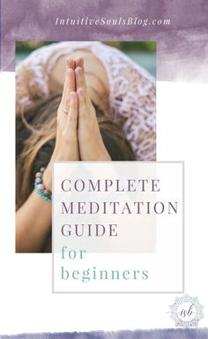 Complete Meditation Guide for Beginners - This easy meditation guide will walk a beginner through everything they need to know. We're talking malas, mantras, how to start meditating and more! via Lori Hill Walking Meditation, Easy Meditation, Meditation For Beginners, Meditation Techniques, Chakra Meditation, Meditation Practices, Meditation Music, Mindfulness Meditation, Guided Meditation