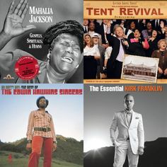 "These 11 songs -- the ""Heaven 11"" -- are the most influential in black gospel history, says ‪#Baylor‬ professor Robert Darden. Hear them yourself in this Spotify playlist."