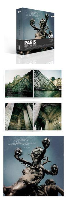 Paris, Projects, Design Agency, Advertising Agency, Log Projects, Montmartre Paris, Blue Prints, Paris France