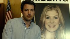 The story of Nick and Amy Dunne is about to be immortalized in the upcoming Ben Affleck and Rosamund Pike film Gone Girl — as much as a film can capture the convoluted tale the novel spins, anyway. From the Gone Girl soundtrack that's available for… David Fincher, Rosamund Pike, Book Trailers, New Trailers, Trailer 2, Gone Girl Ending, Gone Girl Trailer, Ben Affleck Gone Girl, Netflix