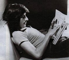 Steve Perry - after graduating from high school Perry sang first tenor in his town's community college chorus