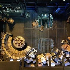 Instagram user modelkitstarwars has done a great job with his Millennium Falcon cargo hold! What do you think?